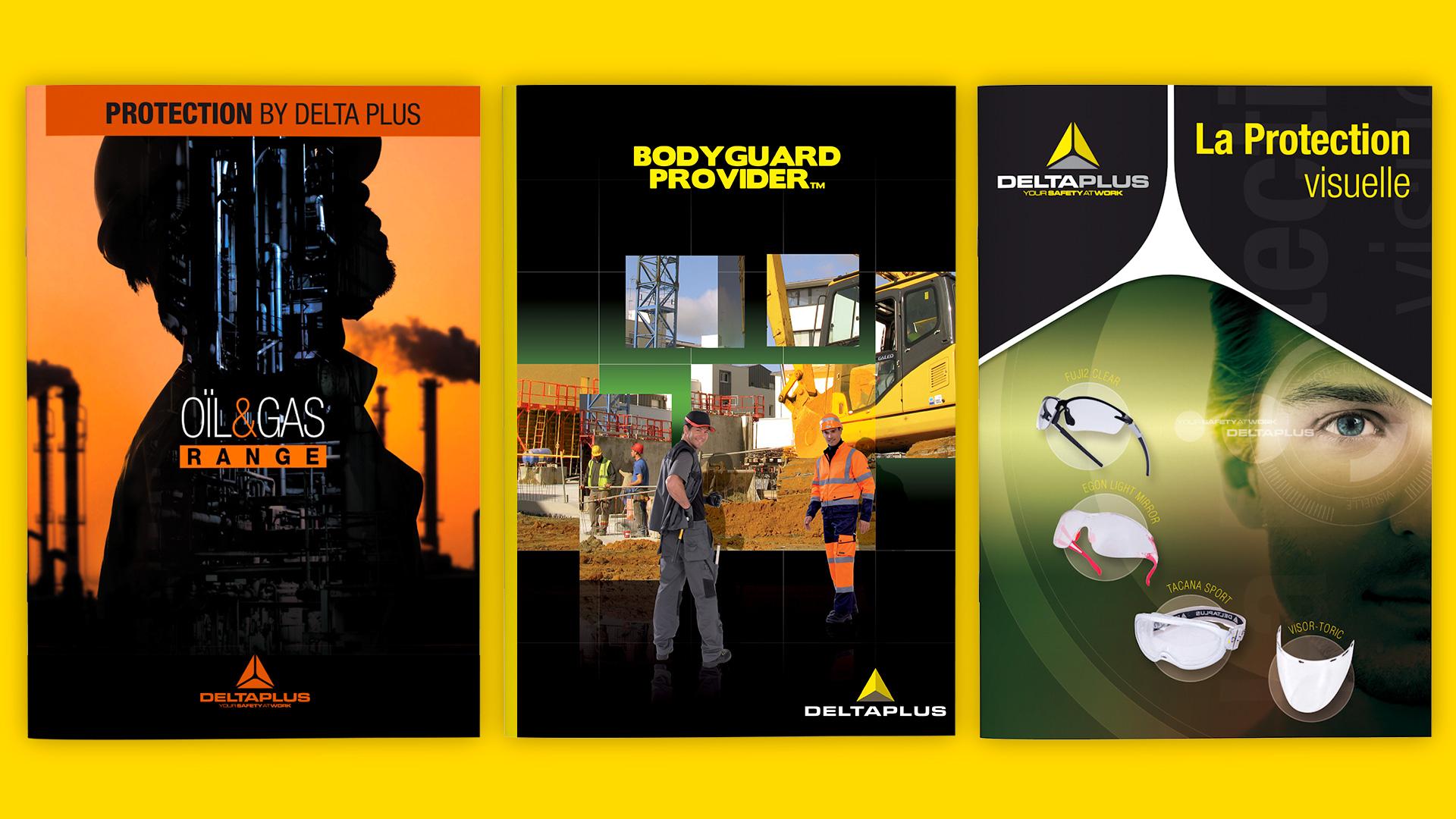 Couverture de brochures