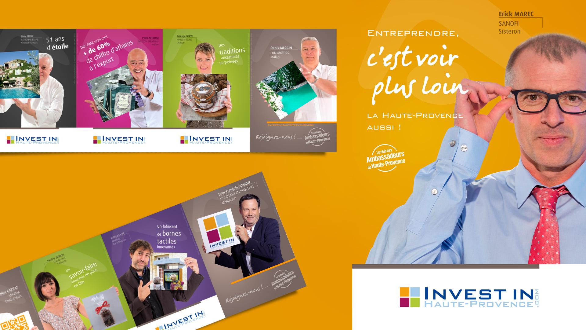 Campagne Ambassadeurs de Haute-Provence
